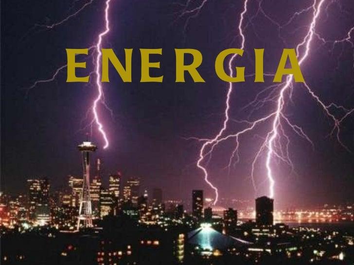 energia iturriak
