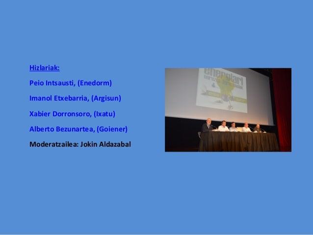 Energia jardunaldiak 2013 tolosa orixe Slide 3