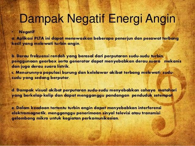 Energi Angin Sistem Dan Cara Dalam Geografi