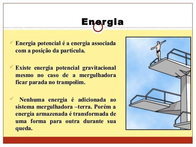 Energia potencial e conservaçao Slide 2