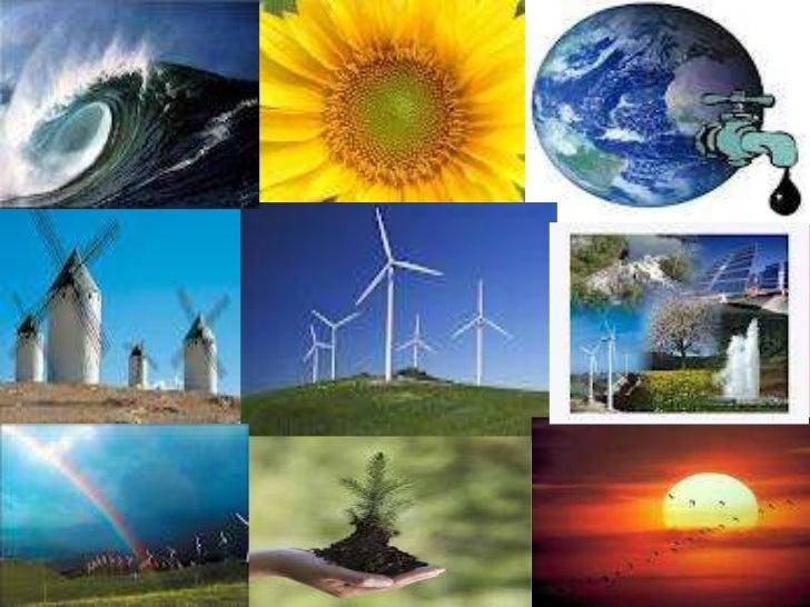 Energia renovable y no renovable - Fotos energias renovables ...