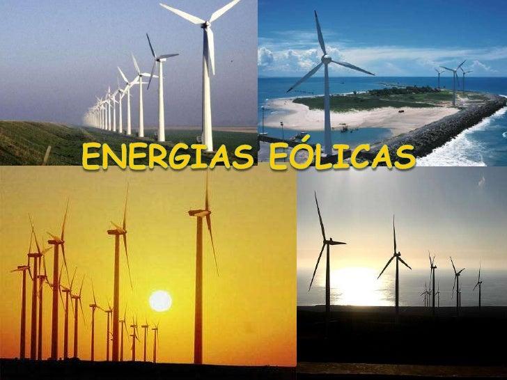 Energias Eólicas<br />