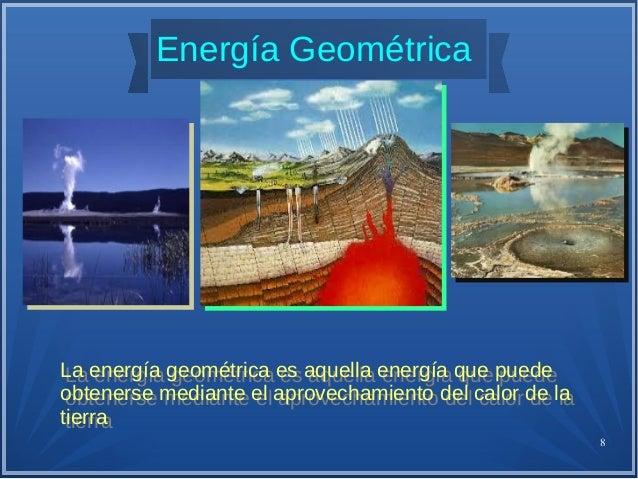 9 Biomasa La biomasa es la energía solar , convertida en materia orgánica por la vegetación que se puede recuperar por com...