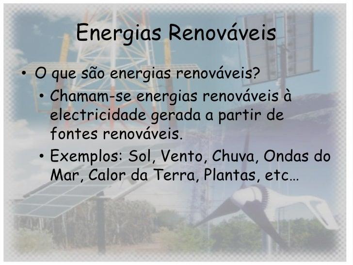 Energias renováveis1