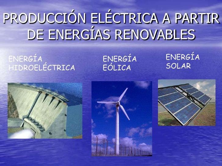 Energia Y Transformacion