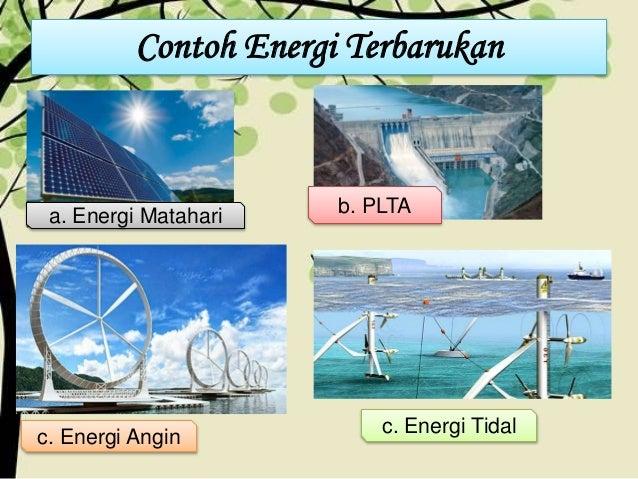 Energi Dalam Sistem Kehidupan Kurikulum 2013