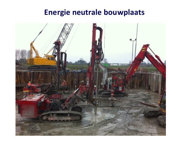 Energie neutrale bouwplaats   praktijkopdracht Provinsje Fryslan   Challenge Centrum Duurzaam Frysklab Slide 3