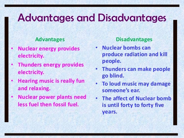 10 Advantages of Nuclear Power