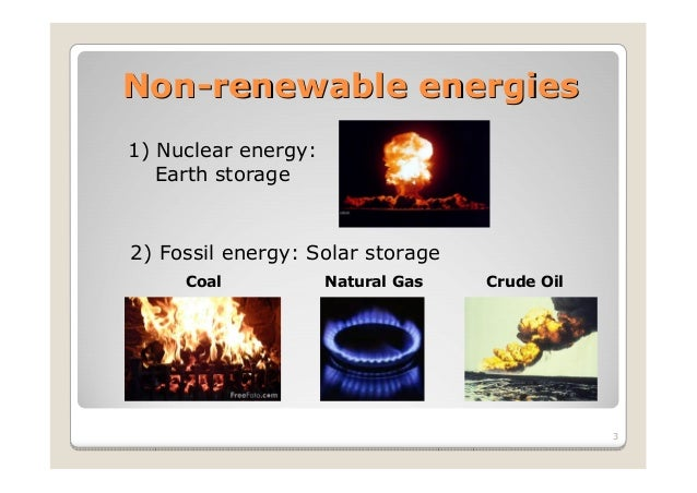 Energies and electricity Slide 3