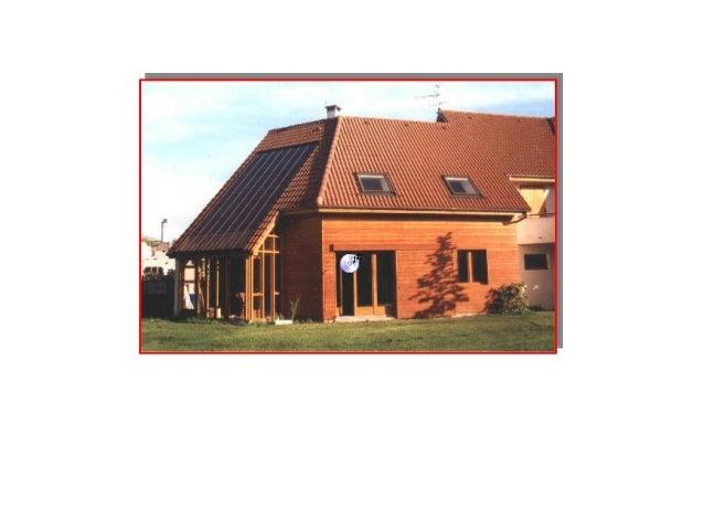 La forme compacte des logements contribue à diminuer les déperditions : les surfaces des parois extérieures sont minimales...