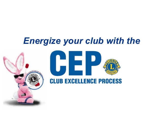 Energize your club with the