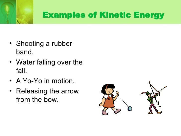 Potential and kinetic energy example problem work and energy.