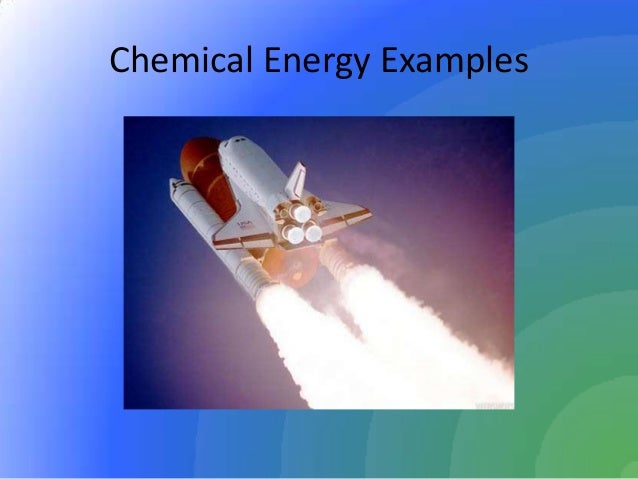Chemical Energy Is Stored In Food