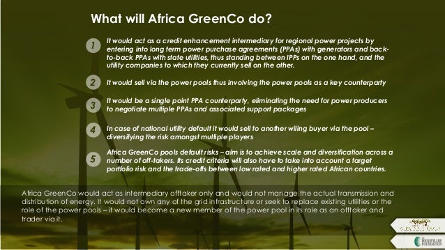 Africa green corporation what is africa greenco intermediary creditworthy regional offtaker power trader via a power pool and 9 sciox Images