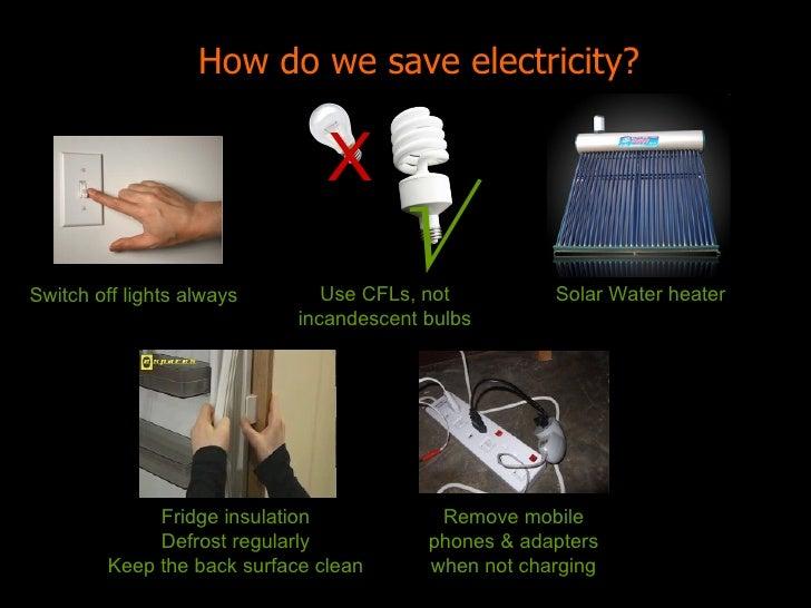 Energy Efficiency For School Kids