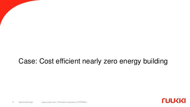 Life cycle cost efficient near zero energy construction for Cost effective ways to build a house