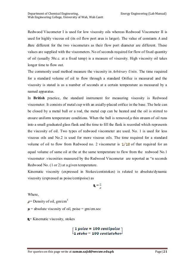 energy engineering lab manual zaman 1 a rh slideshare net Engineering Mechanics Statics Jod Descripion of Engineering and Mechanics