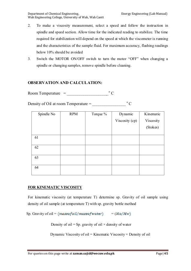 Energy engineering-lab-manual zaman-1 a