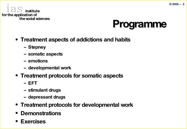 Energy Psychology and Addiction Slide 3