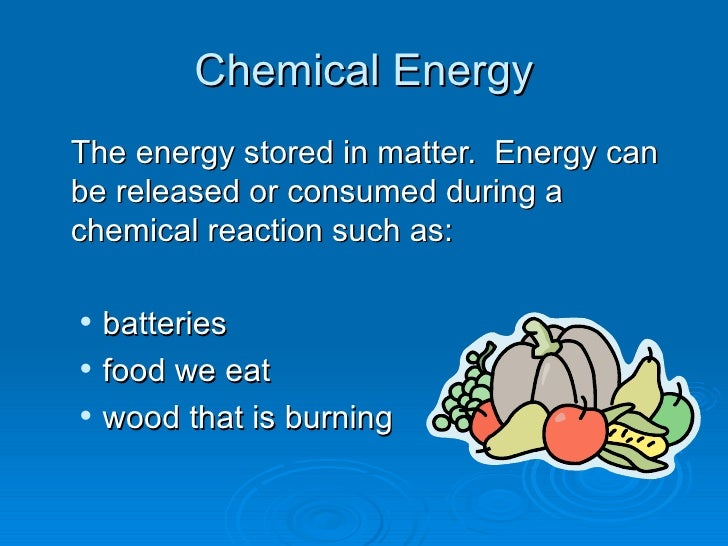 chemical energy ul li ...