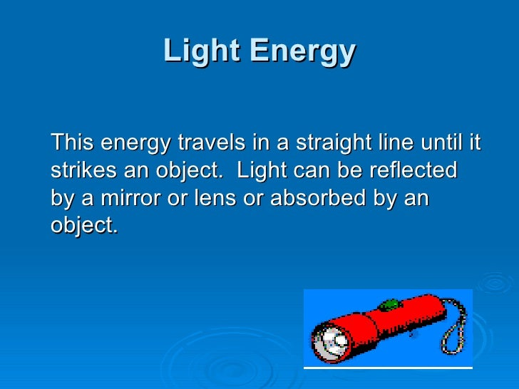 Light energy worksheets 5th grade