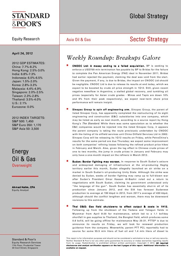 Global StrategyEquity Research                Asia Oil & Gas                                                              ...