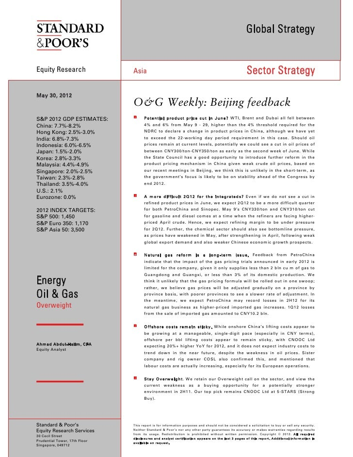 Global StrategyEquity Research                Asia                                                                 Sector ...