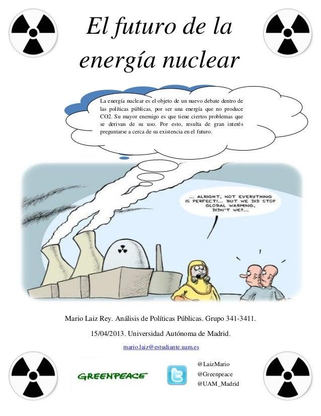 El futuro de la energ a nuclear la energ a nuclear como - La domotica como solucion de futuro ...