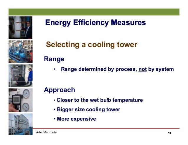 Cooling Tower: Cooling Tower Approach Temperature