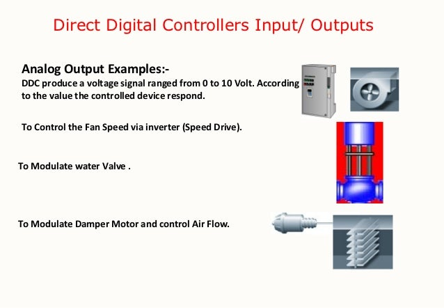 direct digial control building automation Direct digital controls: a large percentage of the hvac systems within campus  buildings are served by direct digital control (ddc) building.