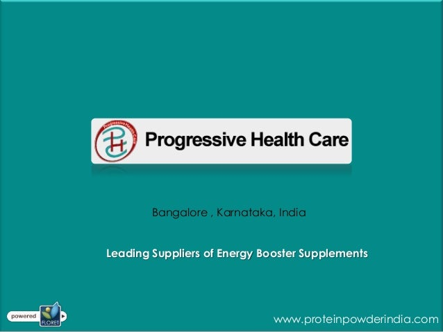 Bangalore , Karnataka, IndiaLeading Suppliers of Energy Booster Supplementswww.proteinpowderindia.com