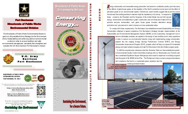 REVIEW nergy conservation and renewable energy production has become a worldwide priority upon discovery of the effects of...