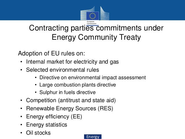 Energy Community Scope Functioning And Implications For