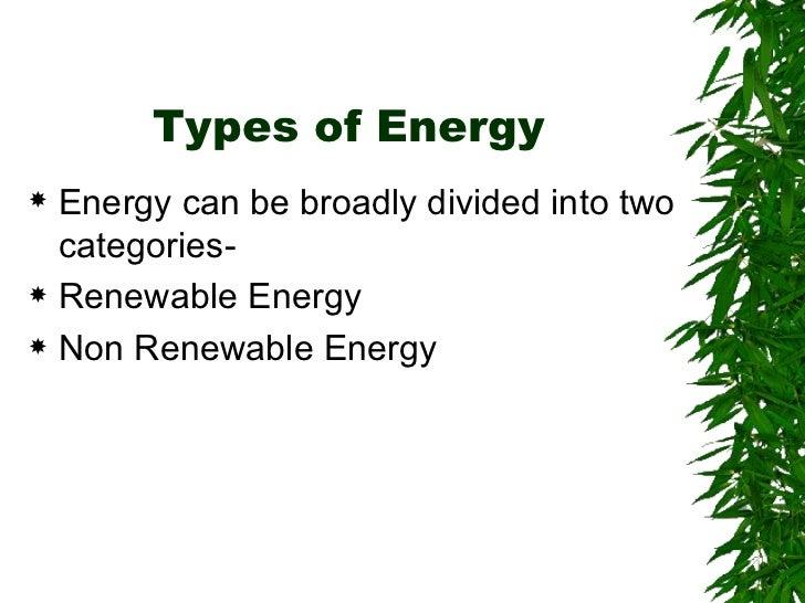 Energy conservation Slide 2