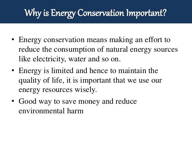 How Can We Use Our Natural Resources Wisely