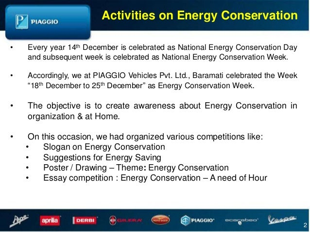 energy conservation week celebration 1 energy conservation week celebration 18th dec 25th dec at pvpl plant baramati 2
