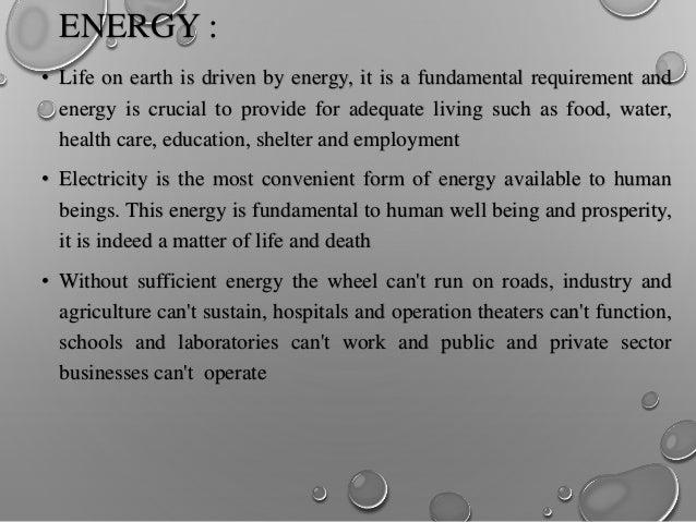 Energy crisis in pakistan (1) Slide 3