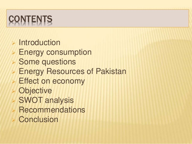 effects of energy crisis on economy of pakistan An energy crisis is any significant in february 2008 the president of pakistan announced plans to tackle energy shortages social and economic effects.