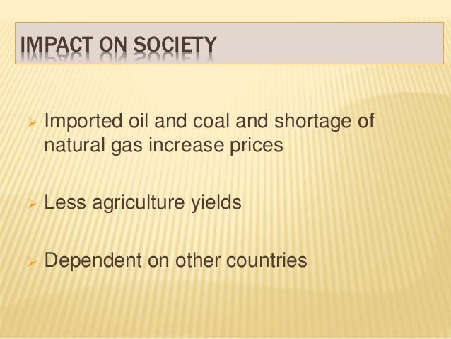 effects of energy crisis View notes - efects of energy crisis from ese 432 at university of nairobi effects of energy crisis energy crisis is defined as price rise of the energy resources or a great shortfall in the supply.