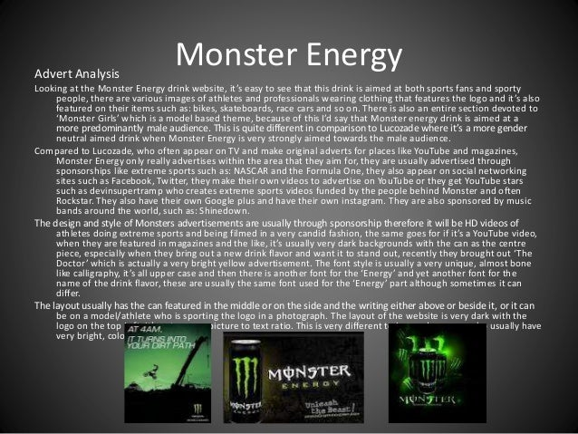 energy drinks persuasive Debate about should energy drinks be banned: yes or no.