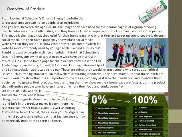 Energy Drink Research  Slide 2