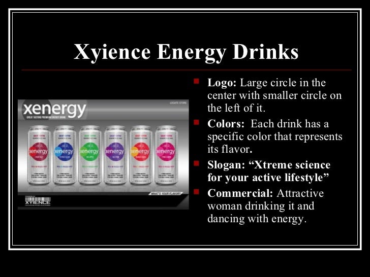 Advertising Techniques For Energy Drinks