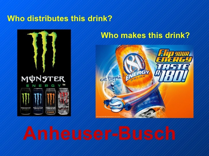 Who Owns Rockstar Energy Drink Company