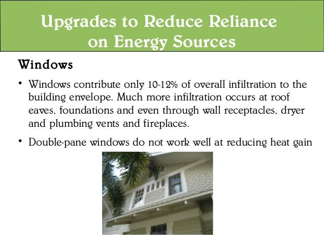 Improving The Energy Efficiency Of Your Historic Florida Home