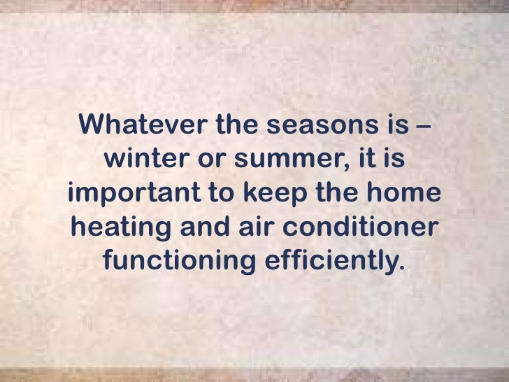 Energy efficient home heating and cooling for Efficient home heating