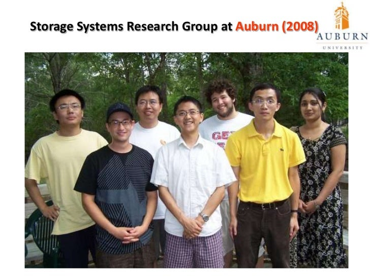 Storage Systems Research Group at New Mexico Tech (2004-2007)<br />2011/6/22<br />3<br />