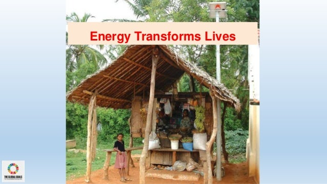 Energy Transforms Lives