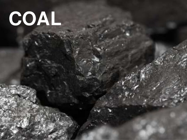 Is Coal And Oil Natural Gas