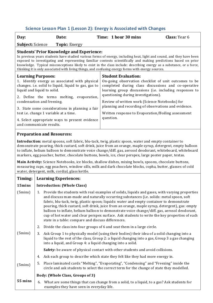 5e Science Lesson Plan Template 5 Es Of Science Instruction Next