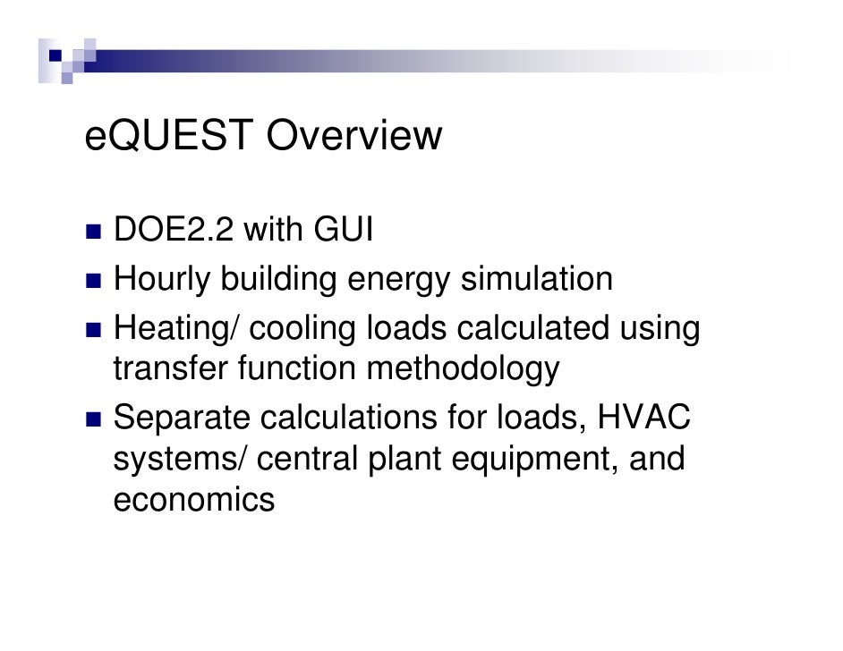 Energy Modeling on architectural shading devices and cooling